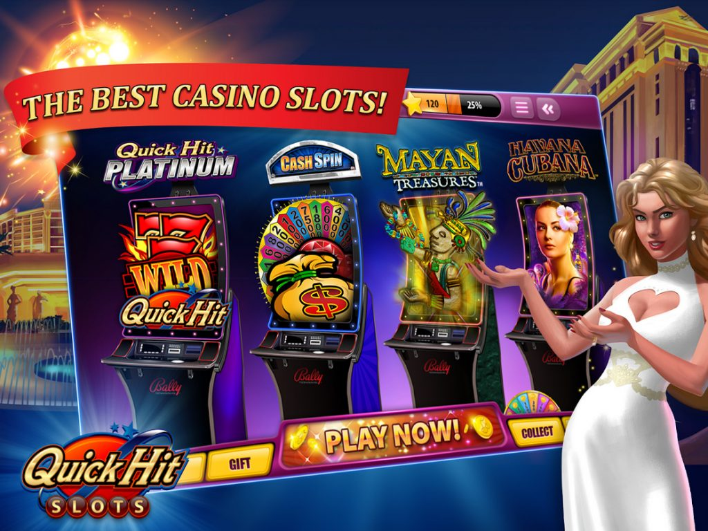 Advantages of slot games
