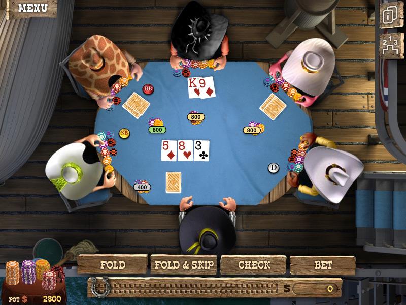 Poker play and saving money