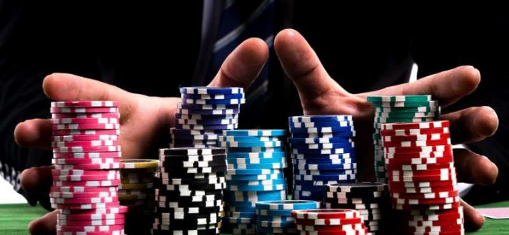 Poker is a game of luck, emotion, nerves and money