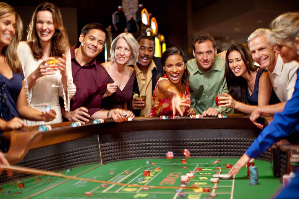 Slot games in online casinos