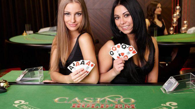 replacing traditional casinos